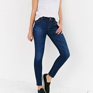 BDG by Urban Outfitters Mid Rise Twig Skinny Jeans